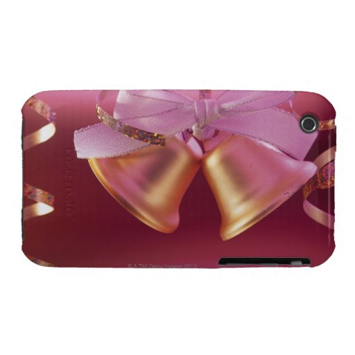 Bells for wedding or New Year's eve iPhone 3 Case-Mate Cases