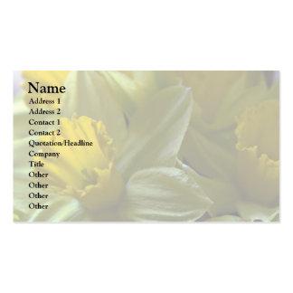 Bells On The Leaf Blades Business Cards