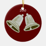 Bells Ornament (Pewter)