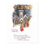 Bells Ring in the New Year Vintage Post Cards