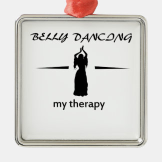 Belly Dance designs Christmas Tree Ornaments