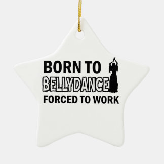 Belly Dance designs Ornament