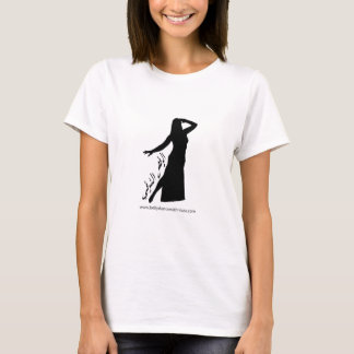 Belly Dance (in Arabic) T-Shirt