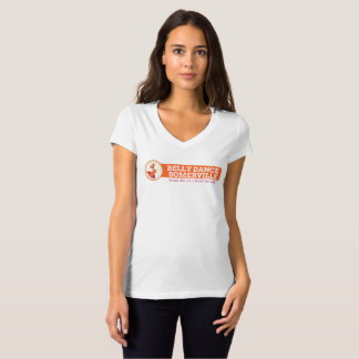 Belly Dance Somerville - Customize the back T-Shirt