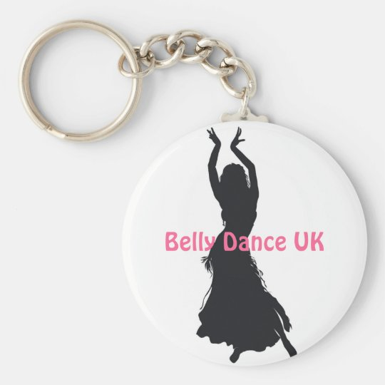 Belly Dance UK keychain