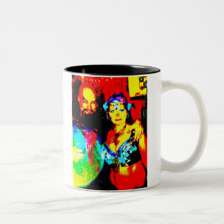 Belly Dancer and Ming Coffee Mug