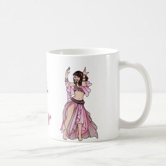 Belly Dancer Habibi Coffee Mug