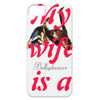 Belly dancer I phone case