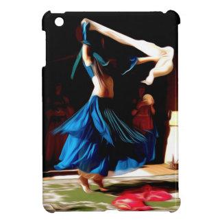 Belly dancer in oil ipad mini case