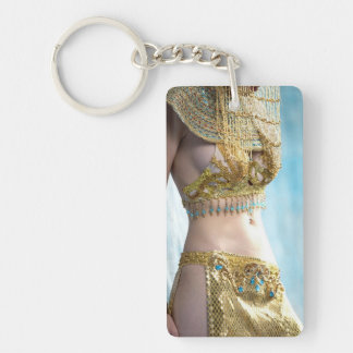 Belly Dancer Keychain - Photography