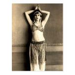 Belly Dancer Post Cards