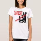 Belly Dancer - Risk of Shimmy - Light T-Shirt