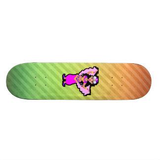 Belly Dancer Custom Skateboard