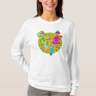 Belly Dancing Cats T-Shirt