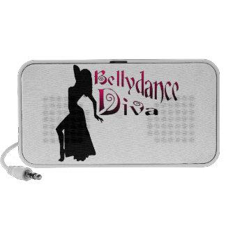 Bellydance Diva Travelling Speakers