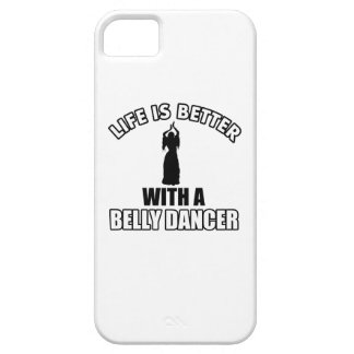 Bellydancing designs iPhone 5 cover