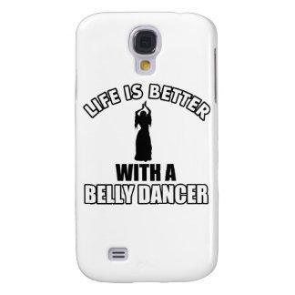 Bellydancing designs galaxy s4 case
