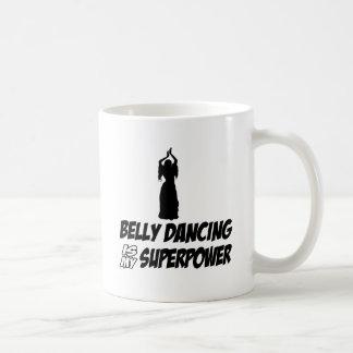 Bellydancing designs coffee mugs