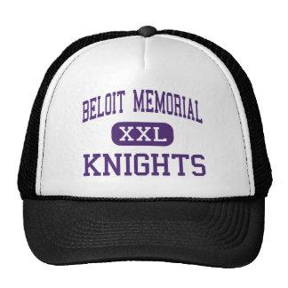Beloit Memorial - Knights - High - Beloit Hats
