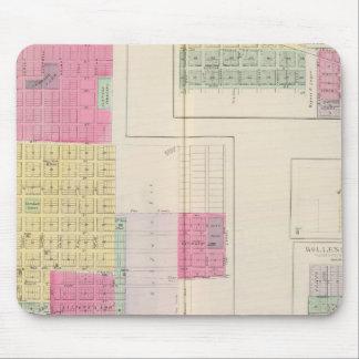 Beloit, Victor, Waconda Springs, Morton, Kansas Mouse Pad