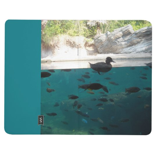 Below the Surface Ducks/Fish Pocket Journal