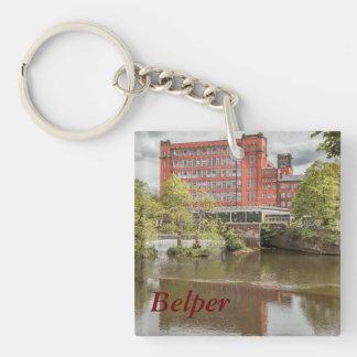 Belper East Mill Key Ring
