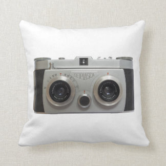 Belplasca Stereo Camera Cushion