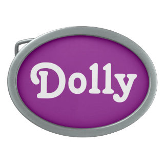 Belt Buckle Dolly