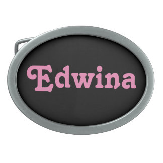 Belt Buckle Edwina