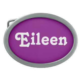 Belt Buckle Eileen