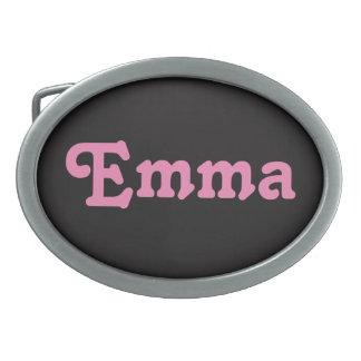 Belt Buckle Emma