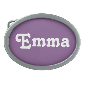 Belt Buckle Emma