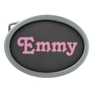 Belt Buckle Emmy
