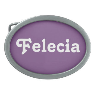 Belt Buckle Felecia