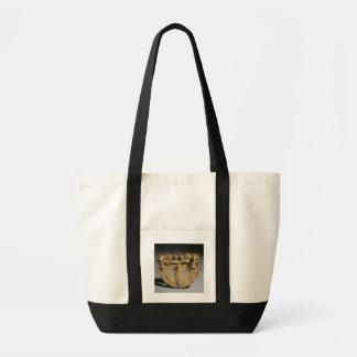 Belt-buckle with granulated decoration, Orientaliz Impulse Tote Bag