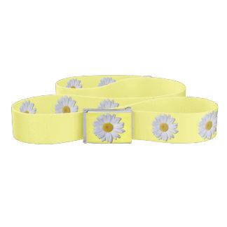 Belt - New Daisy on Yellow
