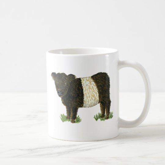 'Beltie' Belted Galloway Coffee Mug