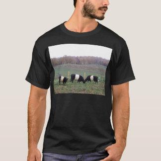Beltie Cow Herd in Fall T-Shirt