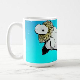 Beluga Lion Coffee Mug