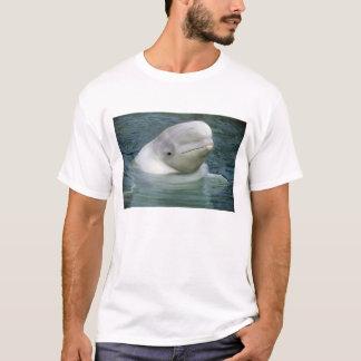 Beluga Whale, Delphinapterus leucas), Captive T-Shirt