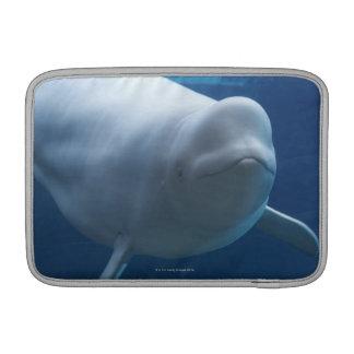 Beluga whale (Delphinapterus leucas) MacBook Sleeve