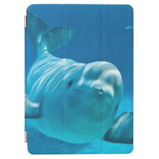 Beluga Whale iPad Air Cover