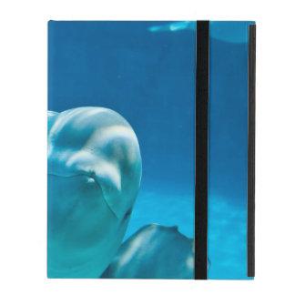 Beluga Whale iPad Cases