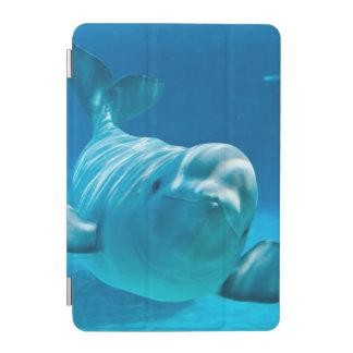 Beluga Whale iPad Mini Cover