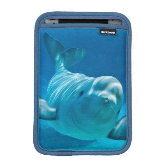 Beluga Whale iPad Mini Sleeve