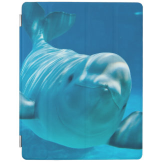 Beluga Whale iPad Smart Cover