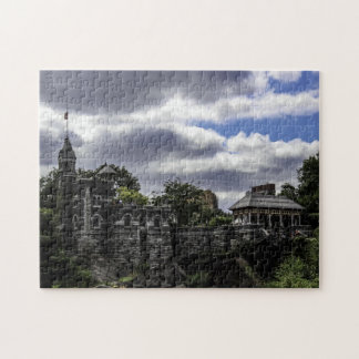 Belvedere Castle in Central Park, NYC Photo Jigsaw Puzzle