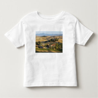 Belvedere House at sunset, San Quirico d'Orcia Toddler T-Shirt