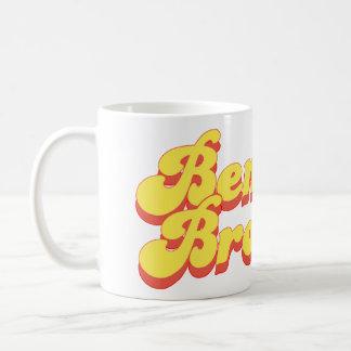 Bembom Brothers Logo Basic White Mug