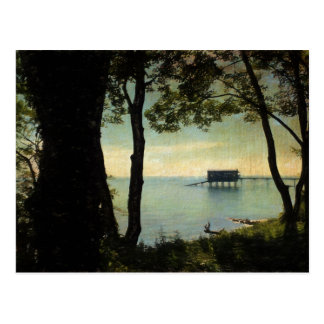 Bembridge Lifeboat Station Postcard